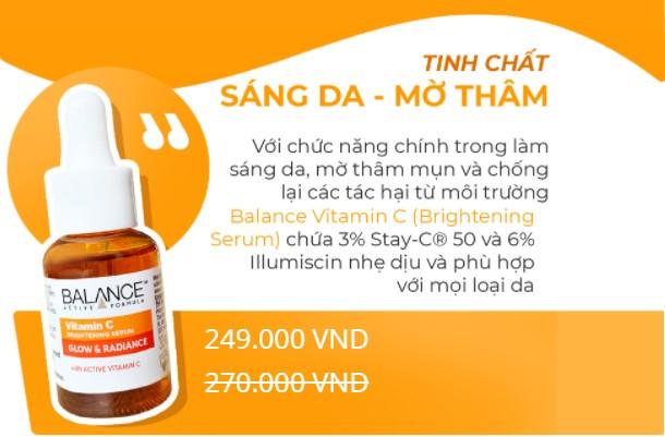 balance vitamin c